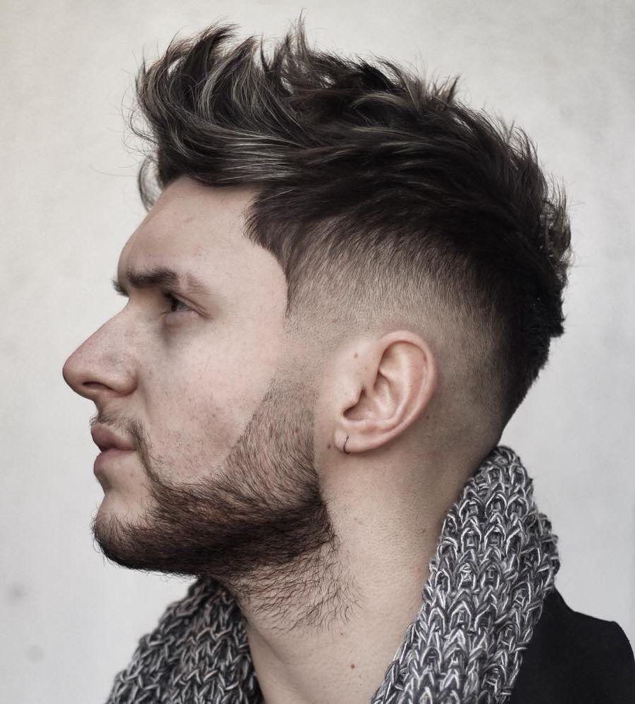 the fauxhawk (aka fohawk) haircut | hair | short hair styles