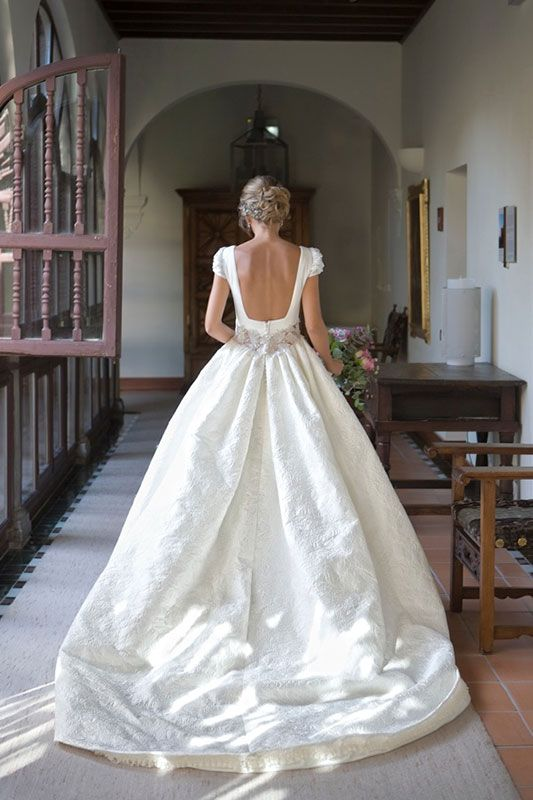Vestidos novia navascues