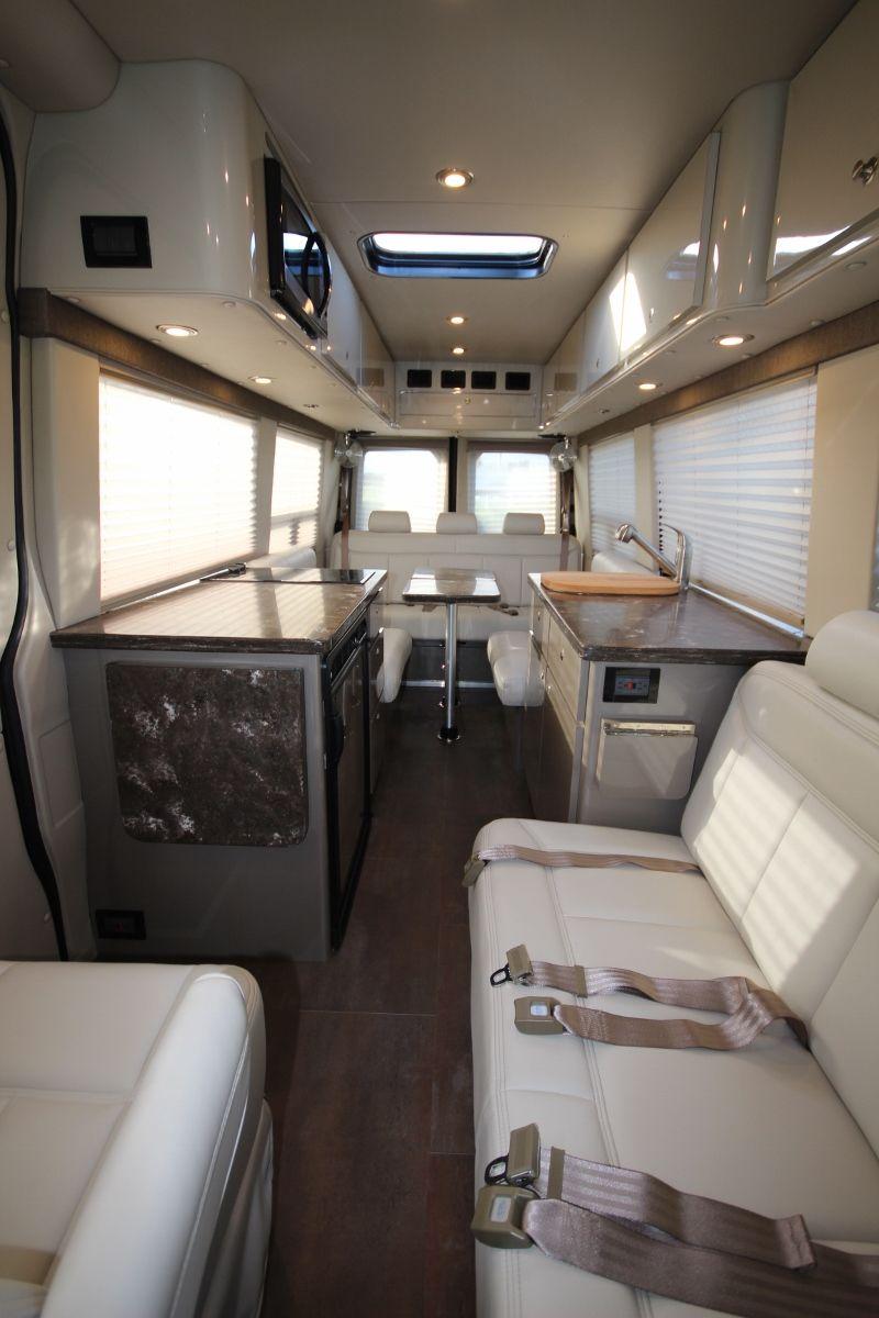 custom camping sprinter caravans mercedes sprinter. Black Bedroom Furniture Sets. Home Design Ideas