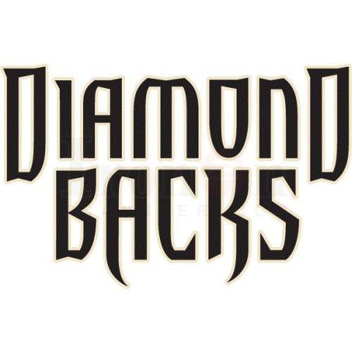 Arizona Diamondbacks Logo Iron On Transfers N3094 2 00