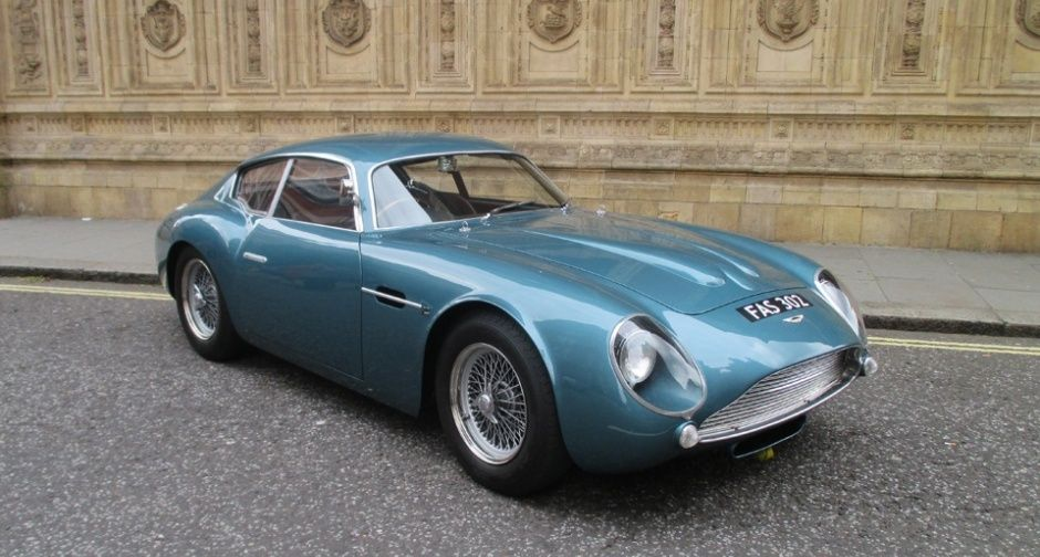1960 Aston Martin Db4 Db4 Zagato Recreation Aston Martin Lagonda Oldtimer Autos