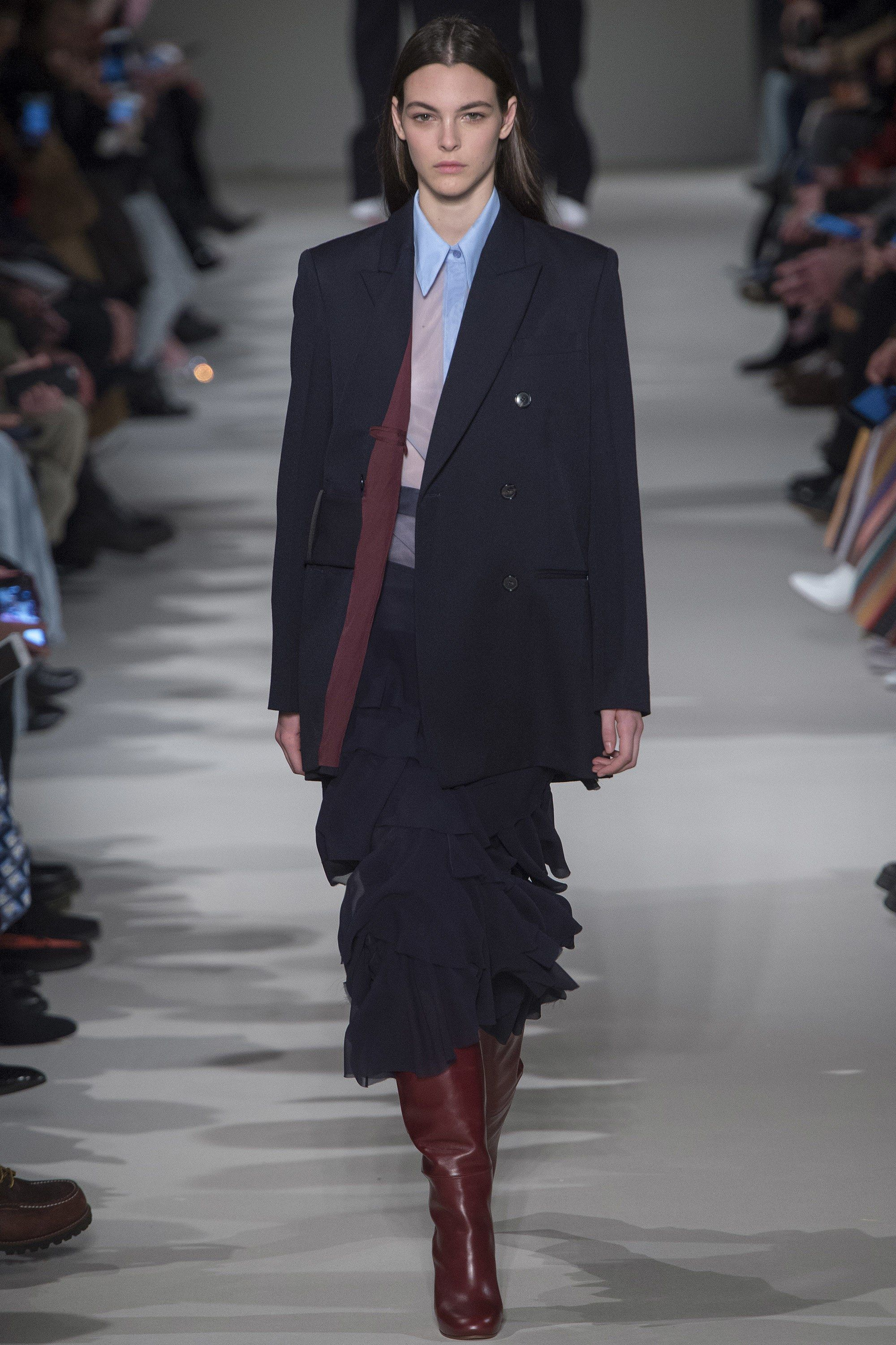 Victoria Beckham Fall 2017 Ready-to-Wear