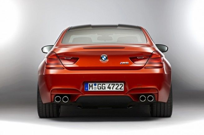 2013 Bmw M6 Coupe Vroom