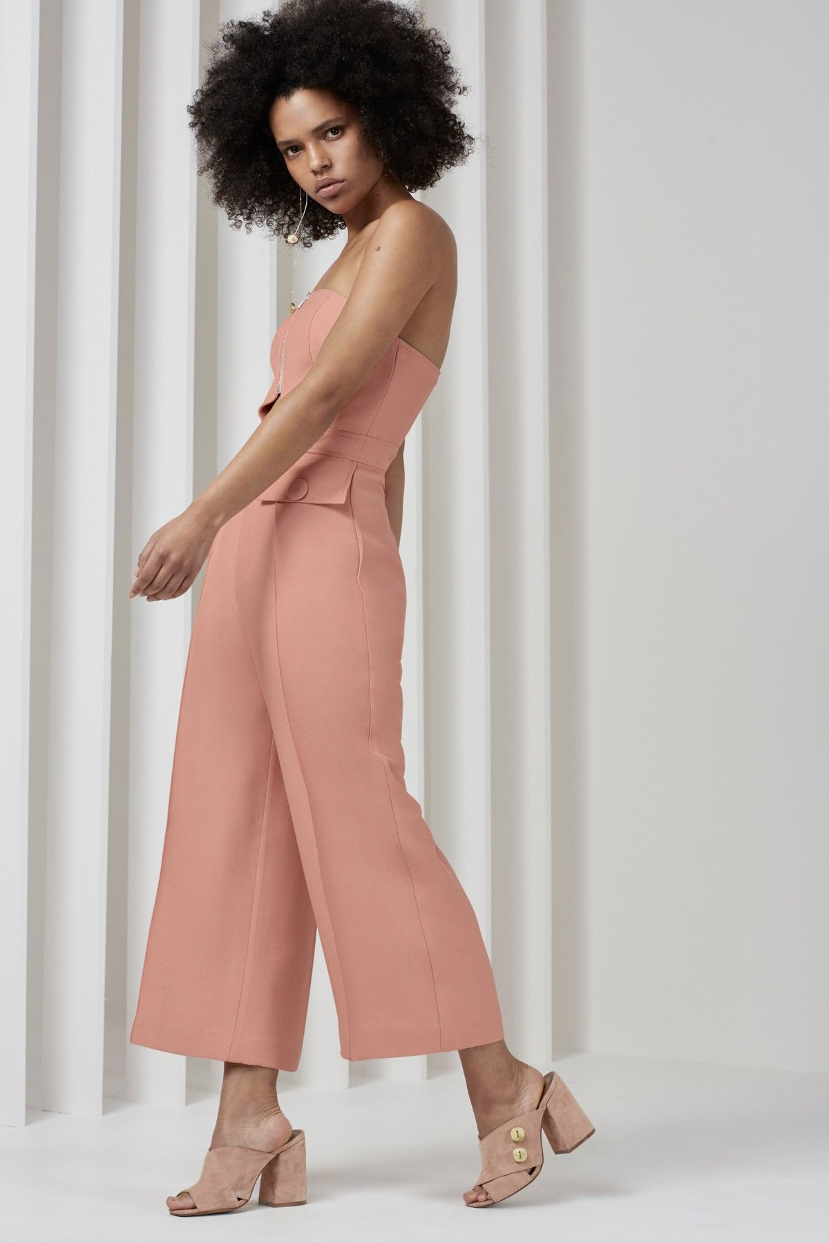 8b53e5508025 C MEO COLLECTIVE NO LIMIT JUMPSUIT rosewood