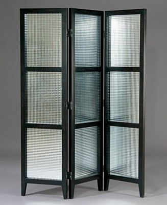 3-panel glass room divider | partitions | pinterest | study, room
