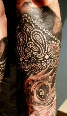 bandana print tattoo ink junkie pinterest print tattoos tattoo and tatting. Black Bedroom Furniture Sets. Home Design Ideas