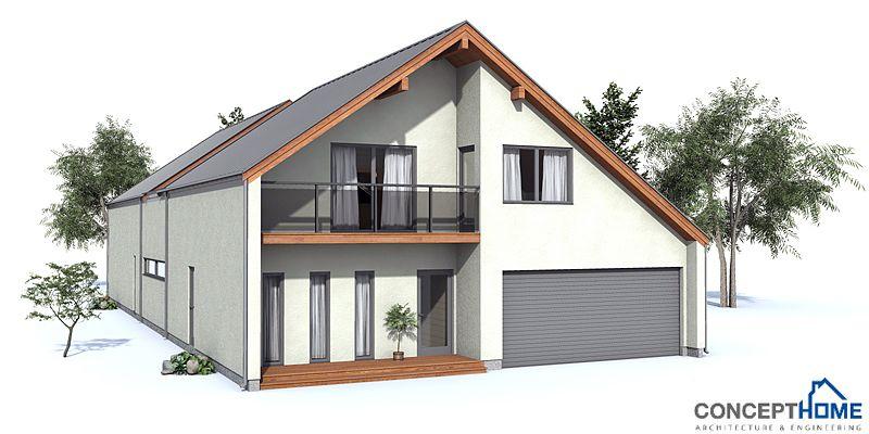 Contemporary Home OZ109 House plans, House, Barn house plans