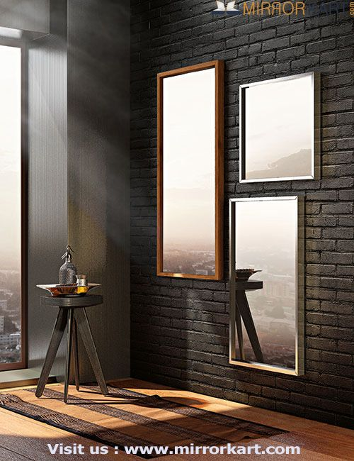 Buy designer wall mirror online in India We at Mirrorkart sell