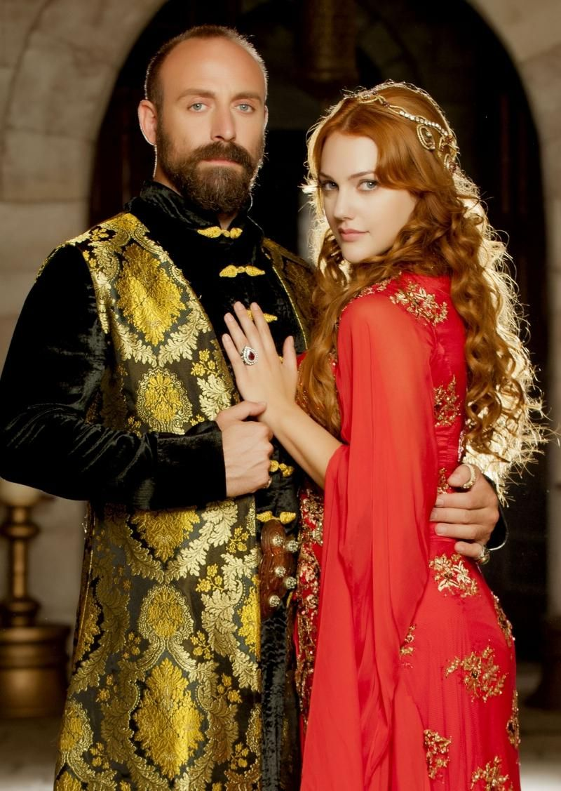 series The Magnificent Age: Hurrem Sultan ...