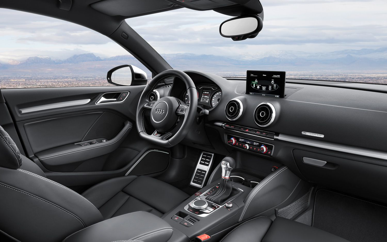 2015 Audi A3 S3 Sedan Debuts A3 Hatch Phev Confirmed For U S