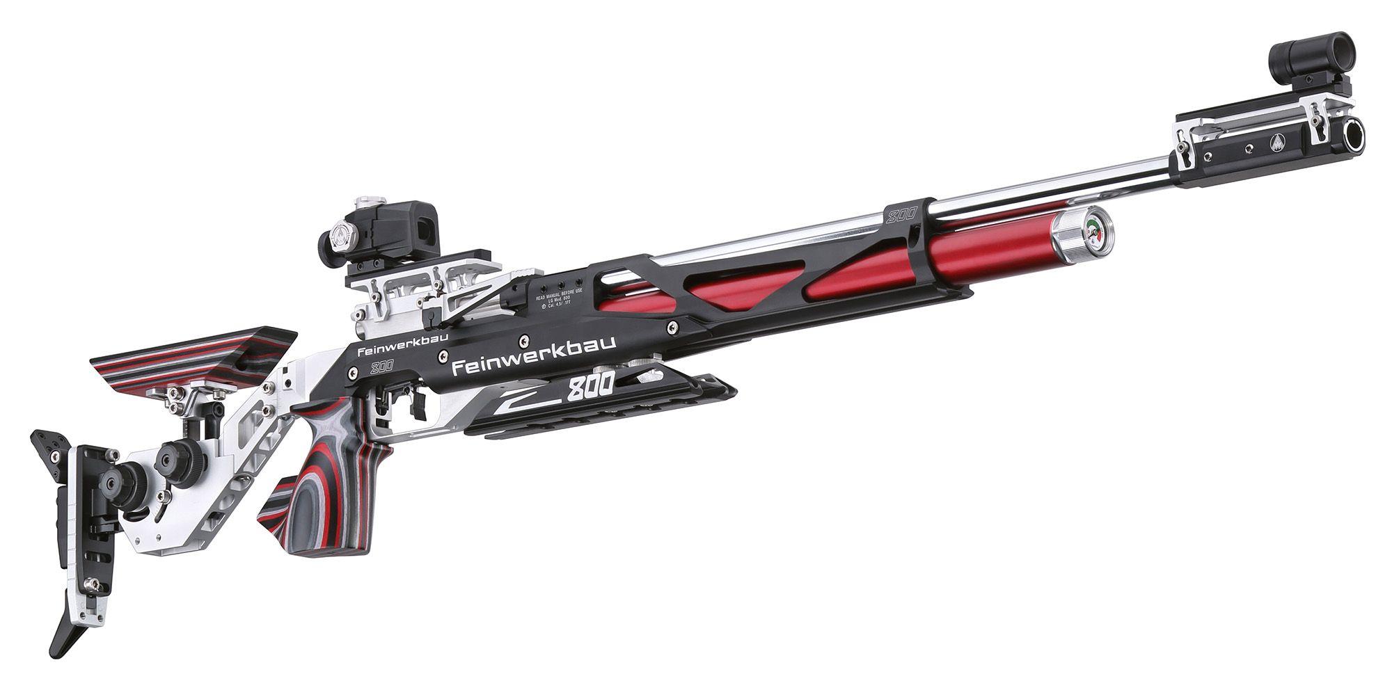Weihrauch Hw97 Gunnery Armas