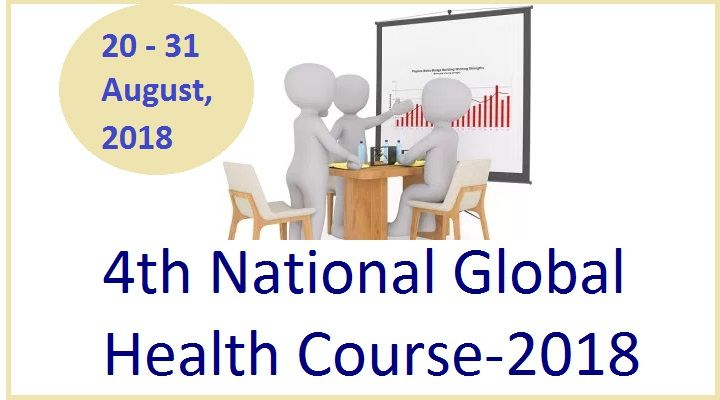 4th national global health course2018 health education