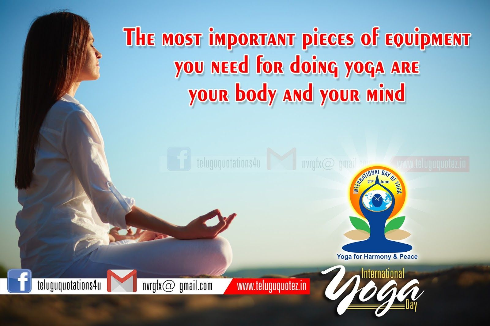 Yoga Inspirational Quotes And Sayings Hd Wallpapersyoga Day Postersyoga Slogansyoga Meditation Greetings For Facebookfamous On