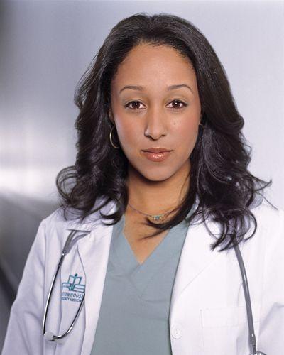 Celebrity Design Reveal Tamera Mowry S Nursery: Tamera Mowry_as Dr. Kayla Thorton In Strong Medicine