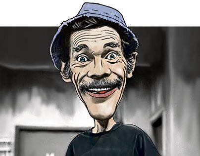"Check out new work on my @Behance portfolio: ""Caricatura Don Ramón"" http://be.net/gallery/37159695/Caricatura-Don-Ramon"