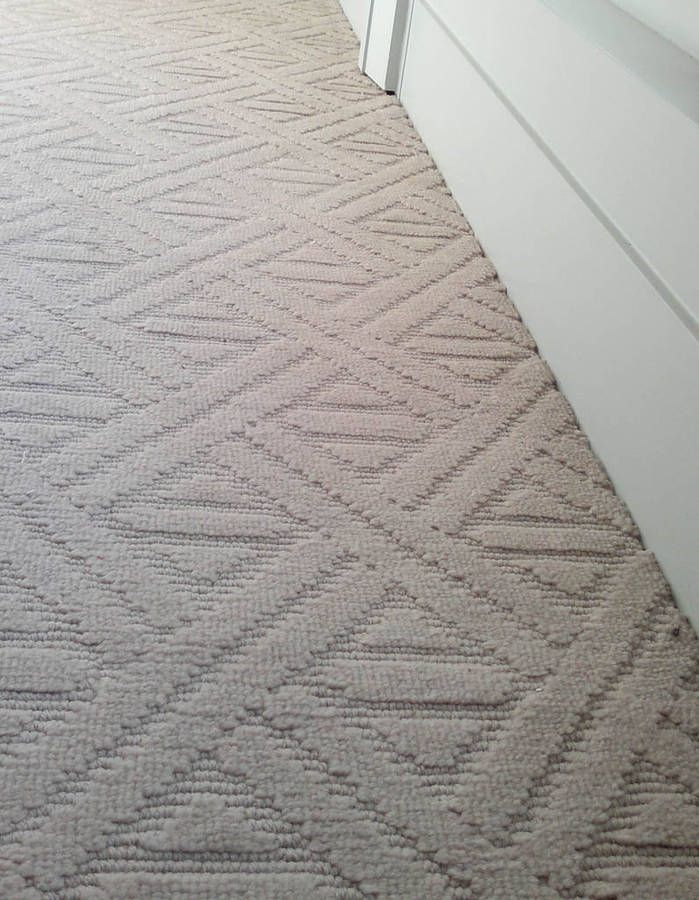 Une moquette en relief moquette pinterest for Carrelage losange diamant