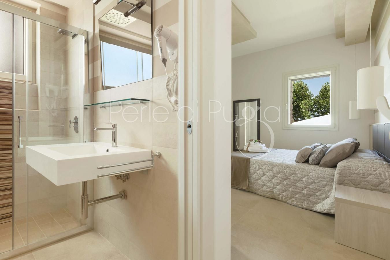 Carma is a design villa with swimming pool, solarium, tennis court ...