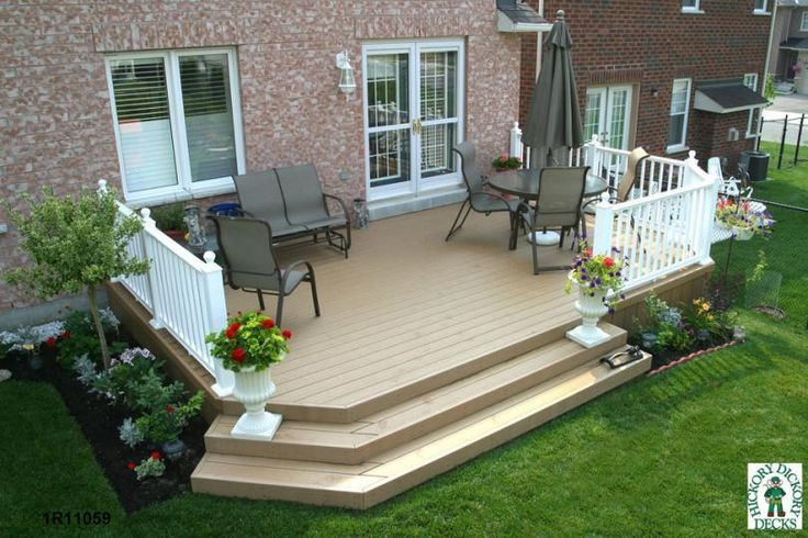 12x12 Decks For Front Mobile Home Google Search Deck Designs Backyard Decks Backyard Backyard Deck