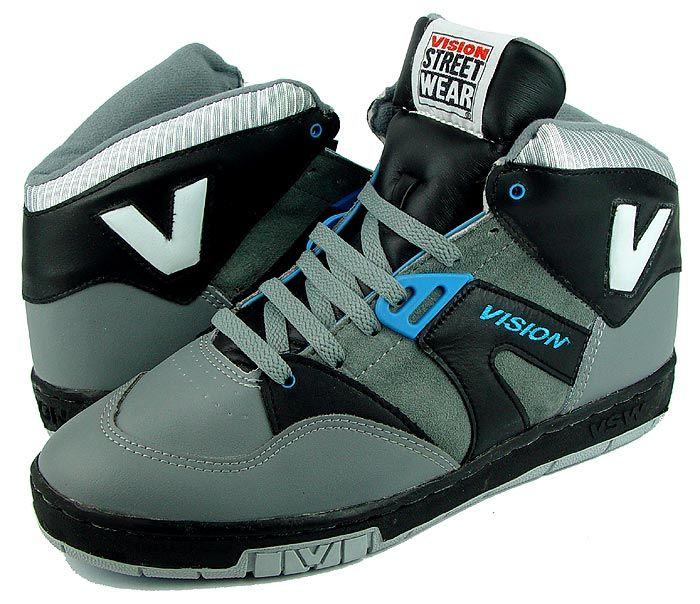 e9f1e10e79 Vision Street Wear - Shockwave Shoes Vision Skateboards