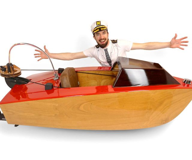Build Your Own Mini Boat Kit | NEAT THINGS | Pinterest | Boating and ...