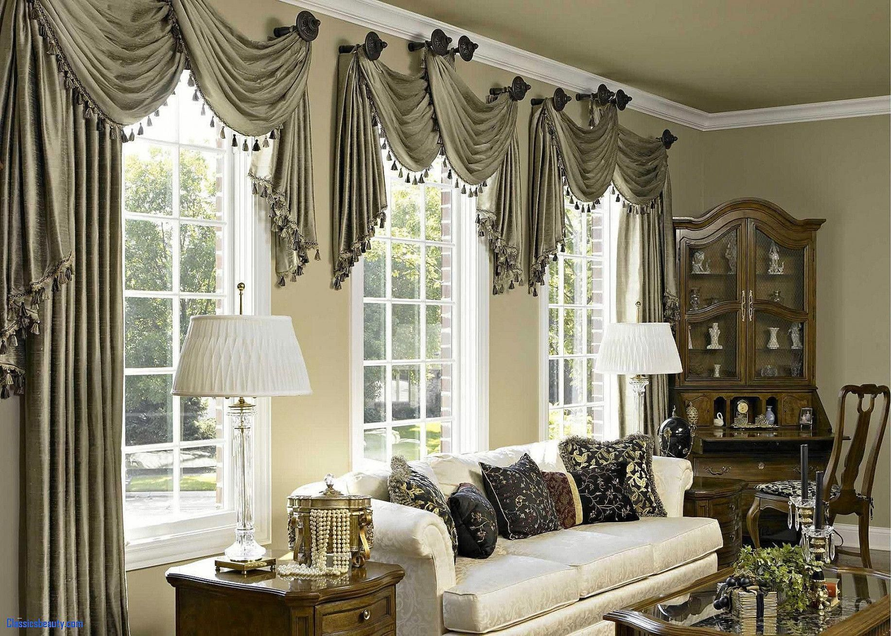 The Best Curtains For Living Room 40