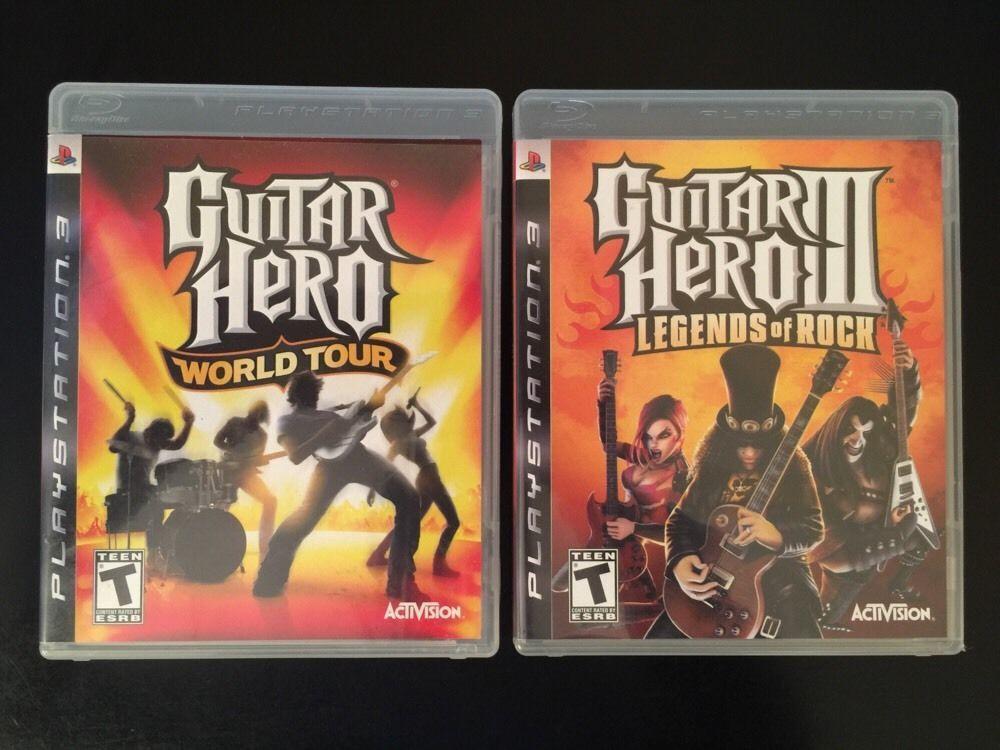 descargar guitar hero world tour ps2 iso