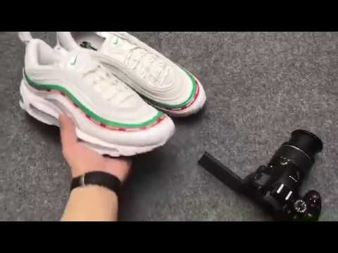 e4df5773233 Quick Look at UNDFTD x Nike Air Max 97 White