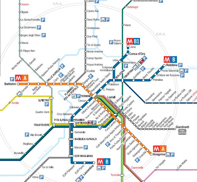 Train Map Rome Pinterest Carnival Liberty And: Map Of Train Stations In Rome At Slyspyder.com