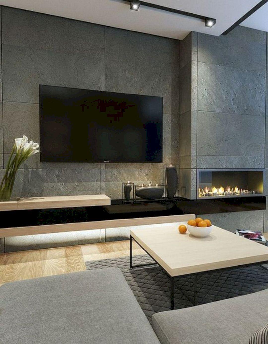 Modern Interior Design Ideas 16 | TV kast woonkamer | Pinterest ...
