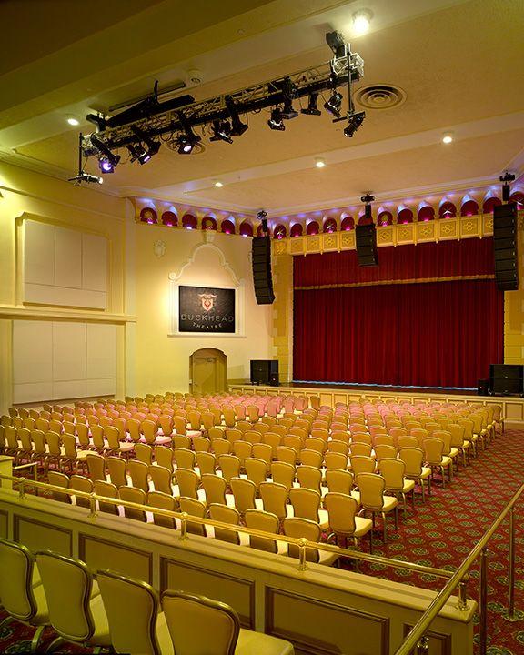 Buckhead Theatre - Atlanta, Ga Stabelbar siddepladser-3792