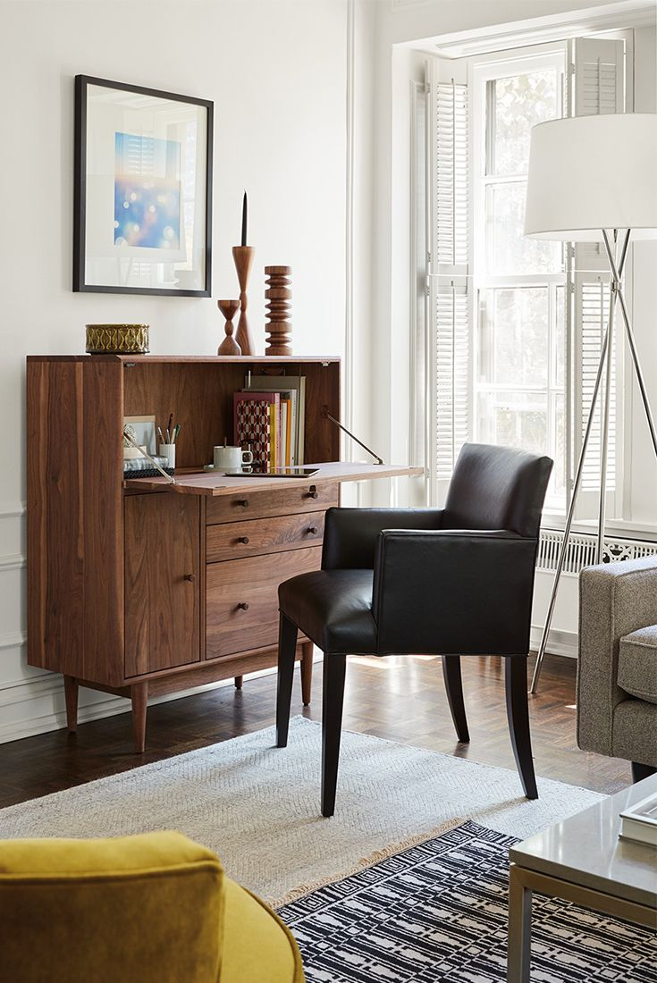 Modern Office Armoire