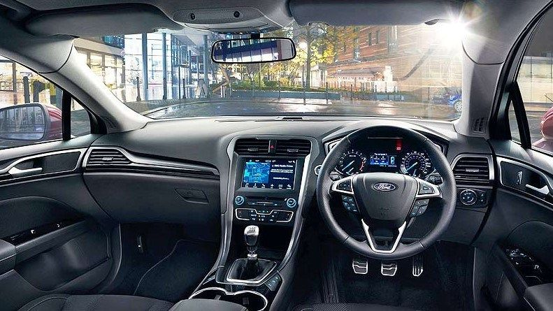 2019 Ford Mondeo Dashboard And Technology 2019 Ford Ford Mondeo Ford