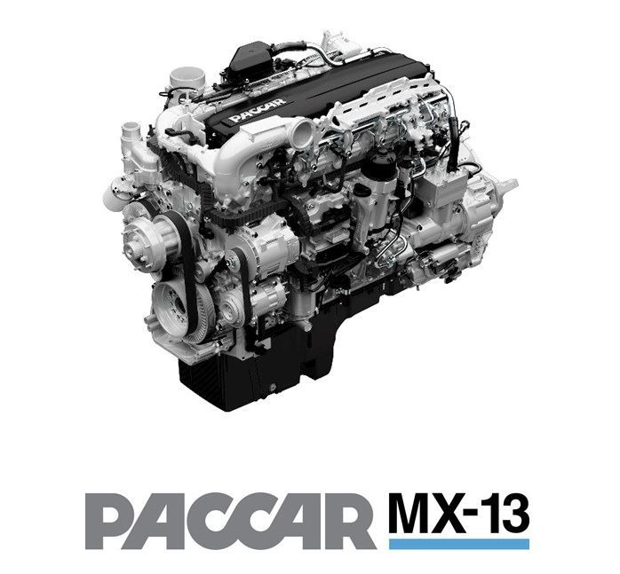 Paccar Introduces Enhancements To Mx 13 And Mx 11 Engines Commercial Vehicle New Trucks Trucks