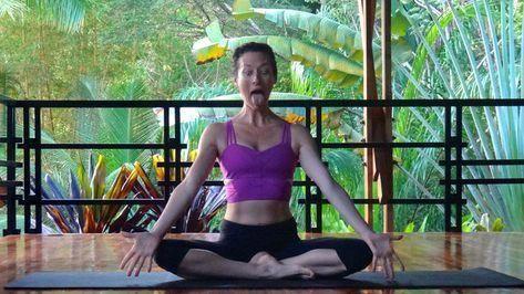 deep breathing yoga exercises  yoga poses yoga everyday