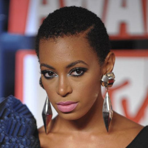 Solange Knowles when she did the big chop plus more of her Natural Hair Evolution | Essence.com