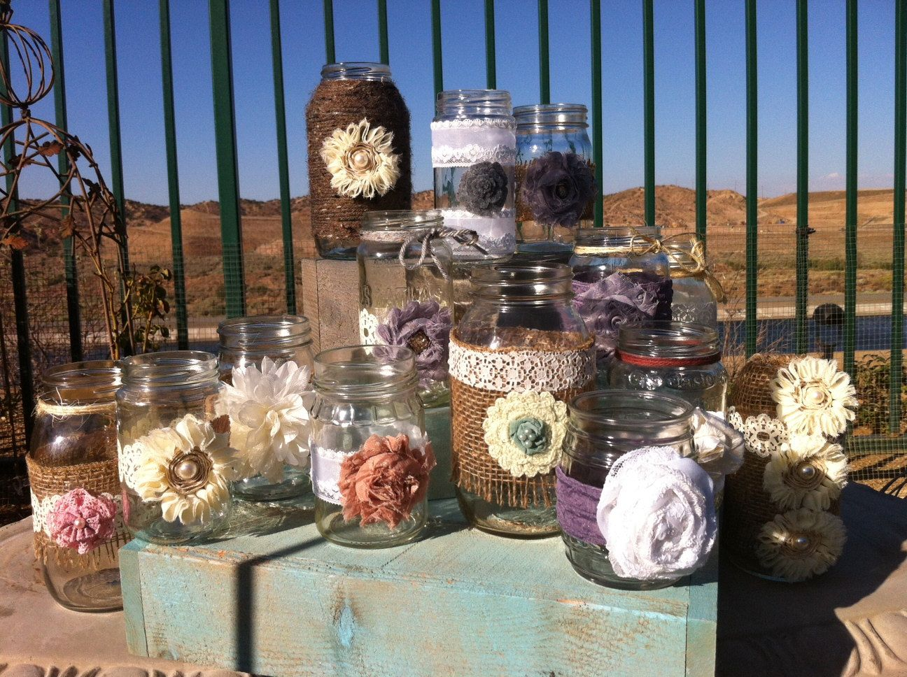 Best 25 Wedding Stress Ideas On Pinterest: Best 25+ Country Table Centerpieces Ideas On Pinterest