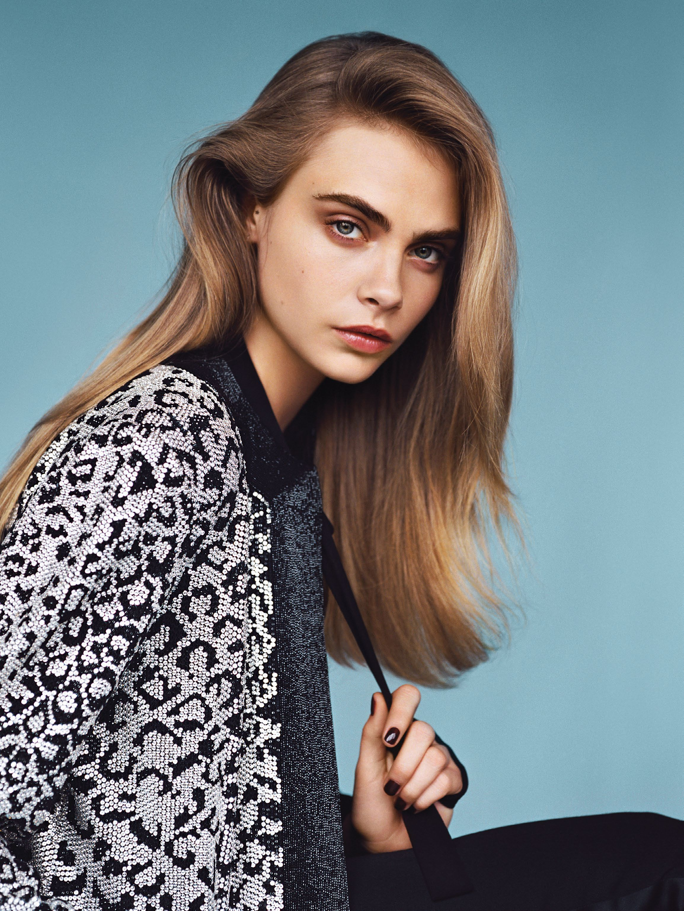 Cara Graces Her Second British Vogue Cover As The Iconic Magazine Take A Look At What Makes Phenomenon She Has Become