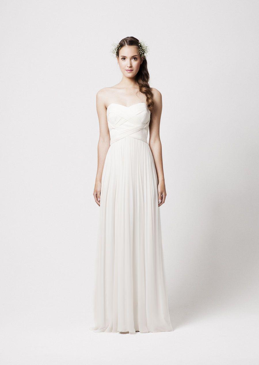 Pleasance | Wedding Dresses | Pinterest | Kisui, Hochzeitskleid und ...