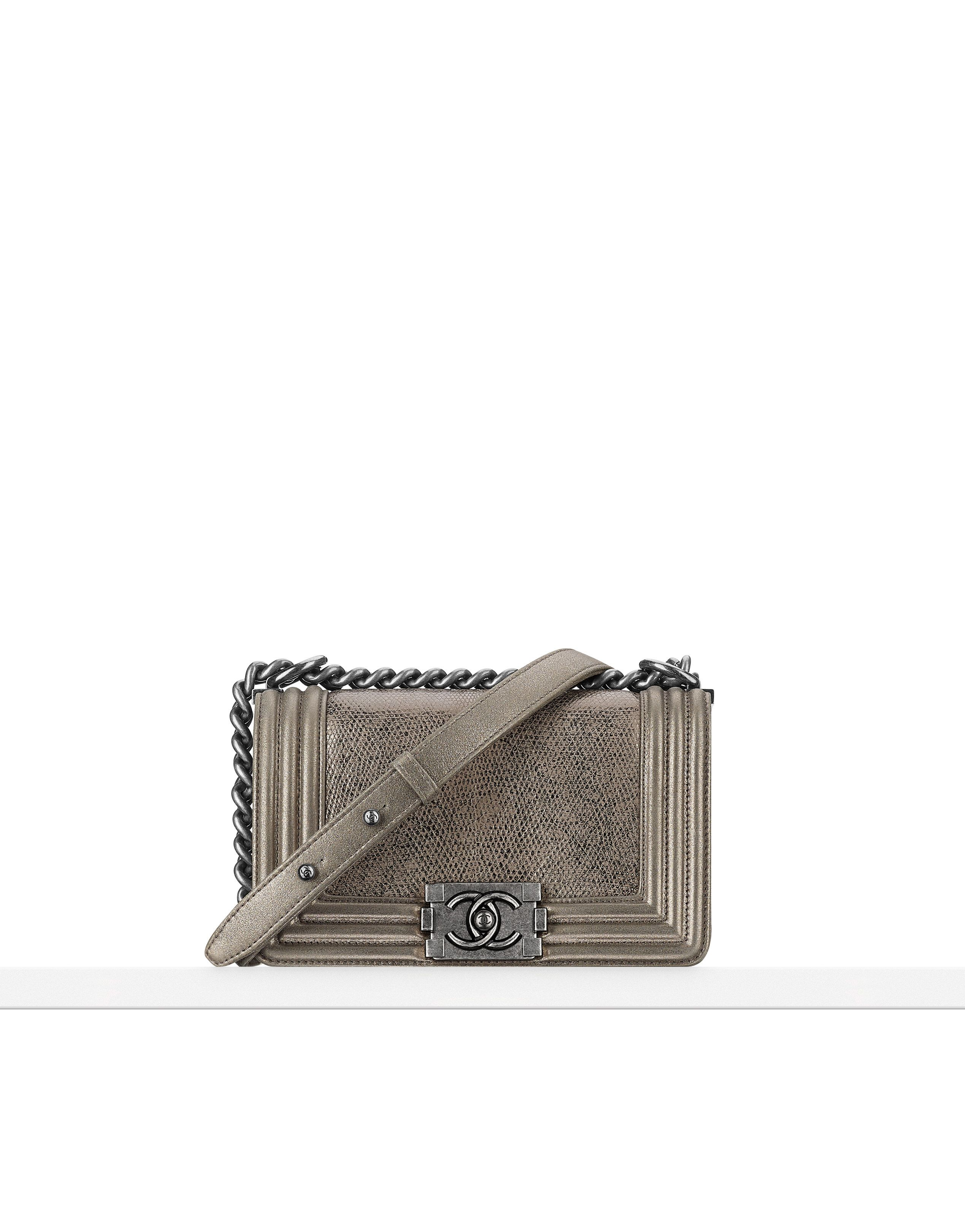 246303409808 Small lizard Boy CHANEL flap... - CHANEL | Bags, Bags and more Bags ...