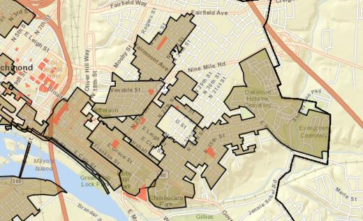 Histories For Various Richmond Neighborhoods Rva Virginia The