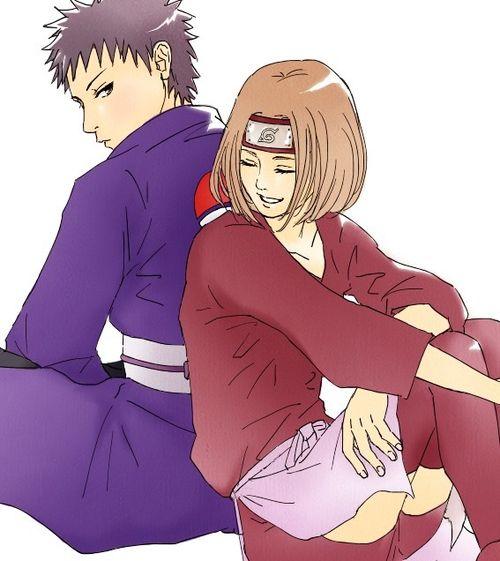   We Heart It #rin #obito   Naruto shippuden anime, Anime ...