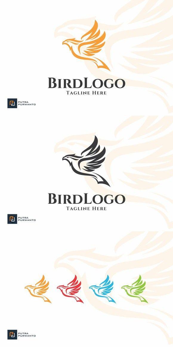 bird wing logo template logo templates 29 00 logo templates