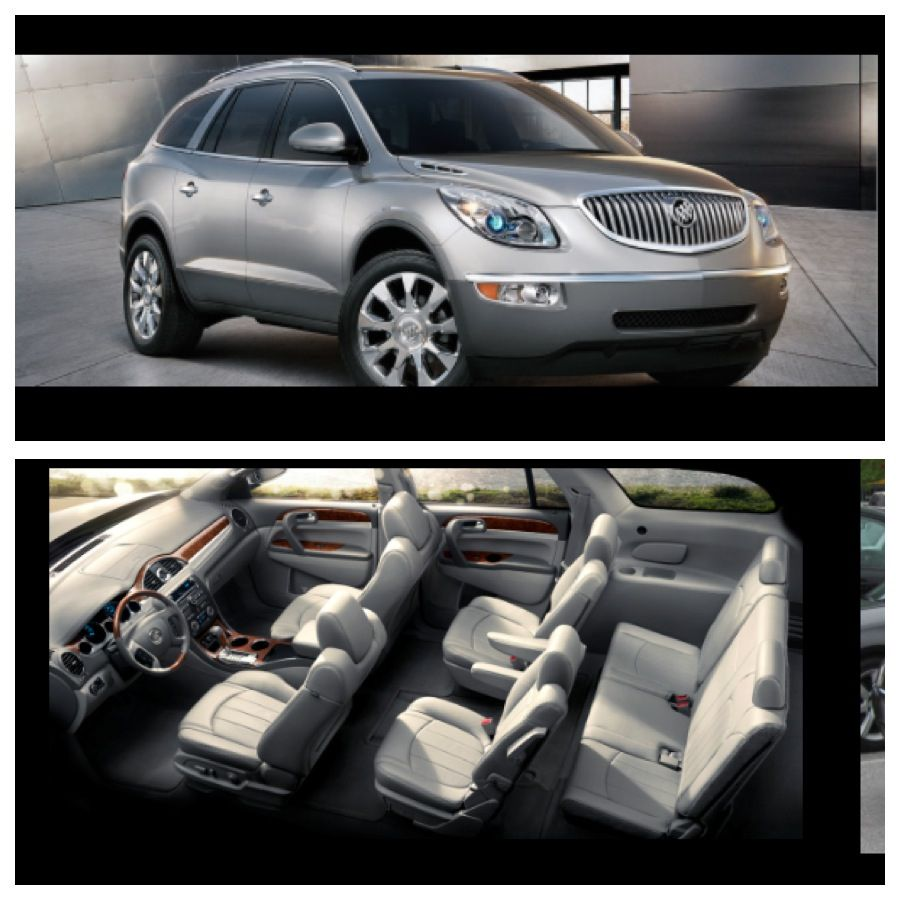 buick enclave love all the space and drives so nice i love mine rh pinterest com