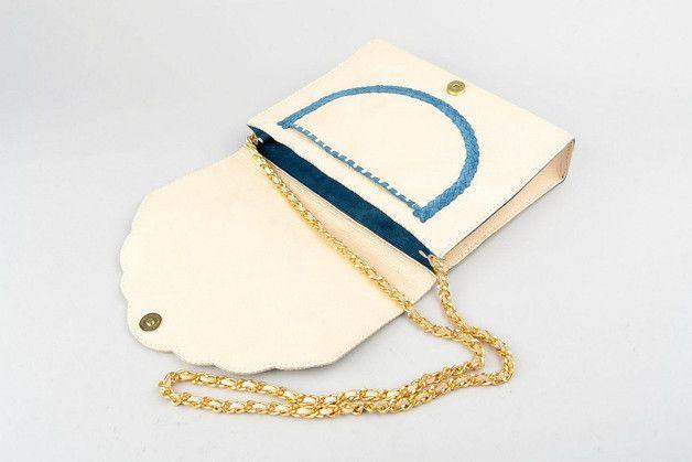 """Ledertaschen - Tasche aus Leder """"1001 Nacht"""" - ein Designerstück von RyabaVosch bei DaWanda"""