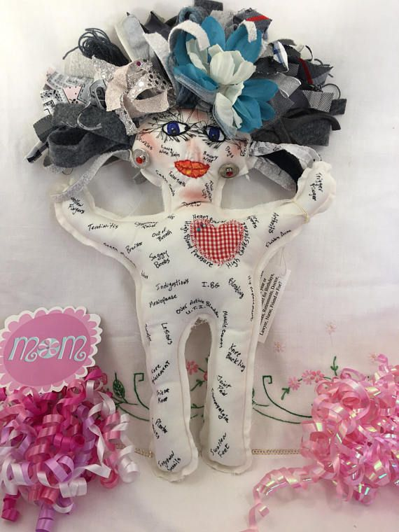 Ache And Pain Doll Perfect For Birthdays Retirements Nurse Doctor Lawyer Girlfriend Her W