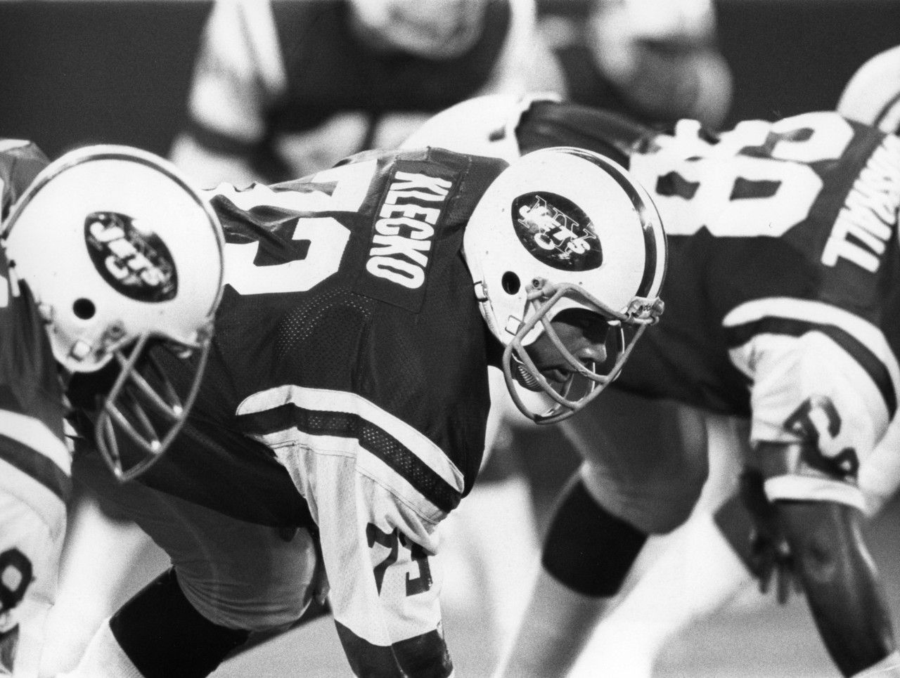 Joe klecko new york jets for the love of the game