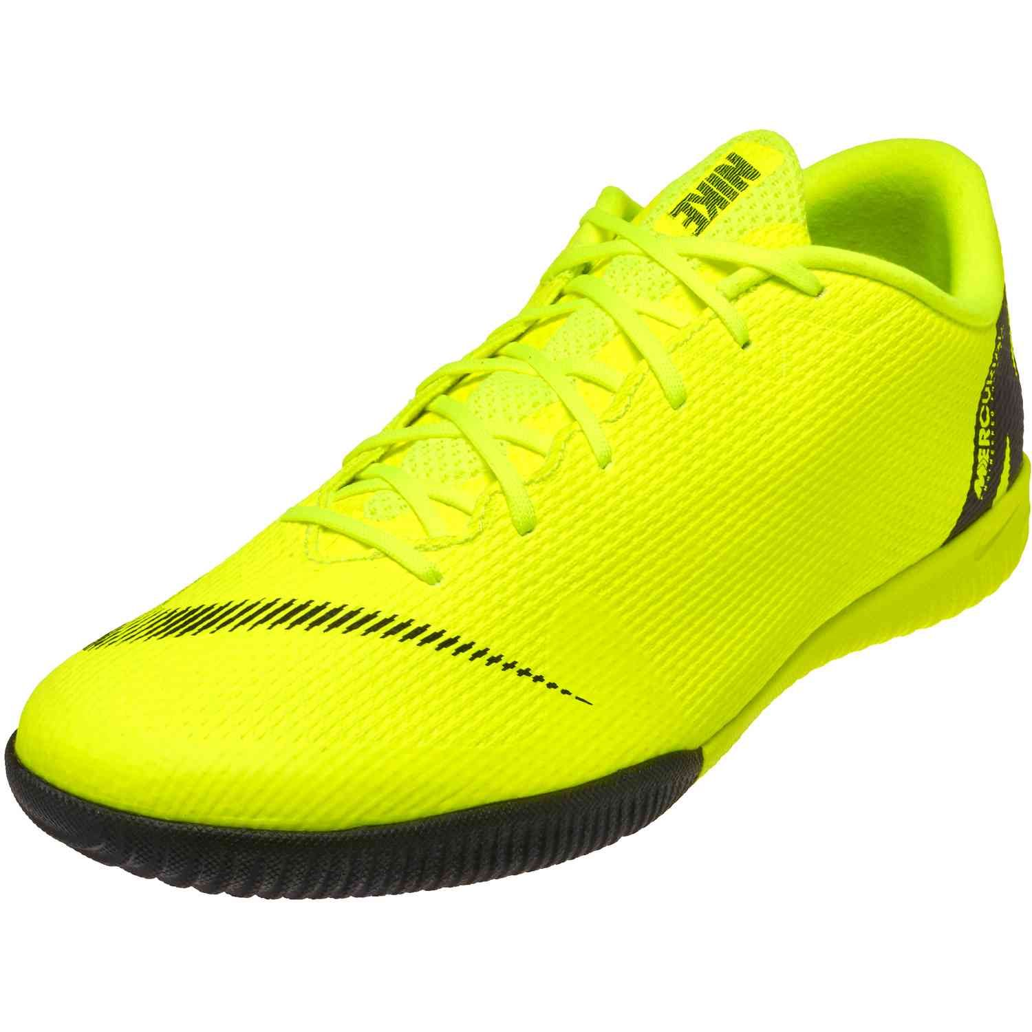 66e1e8d7 Buy the Nike Mercurial VaporX 12 Academy Indoor Soccer Shoes from SoccerPro  right now.