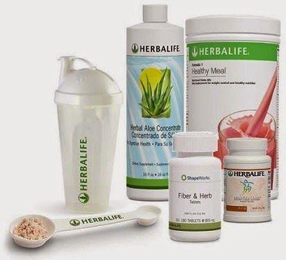 manfaat herbalife shake untuk diet