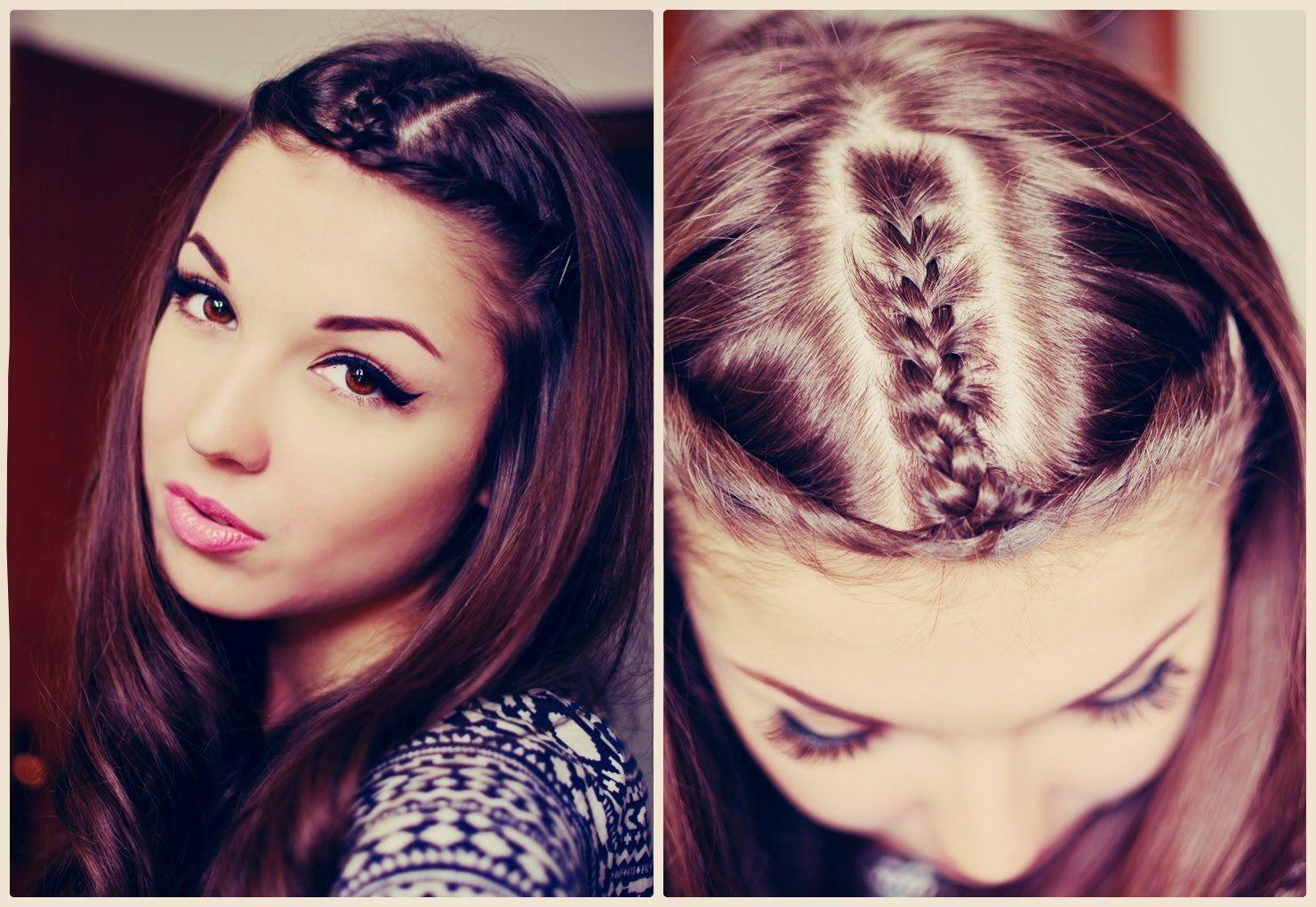 Easy bohemian hairstyle hair styles looks hairdos
