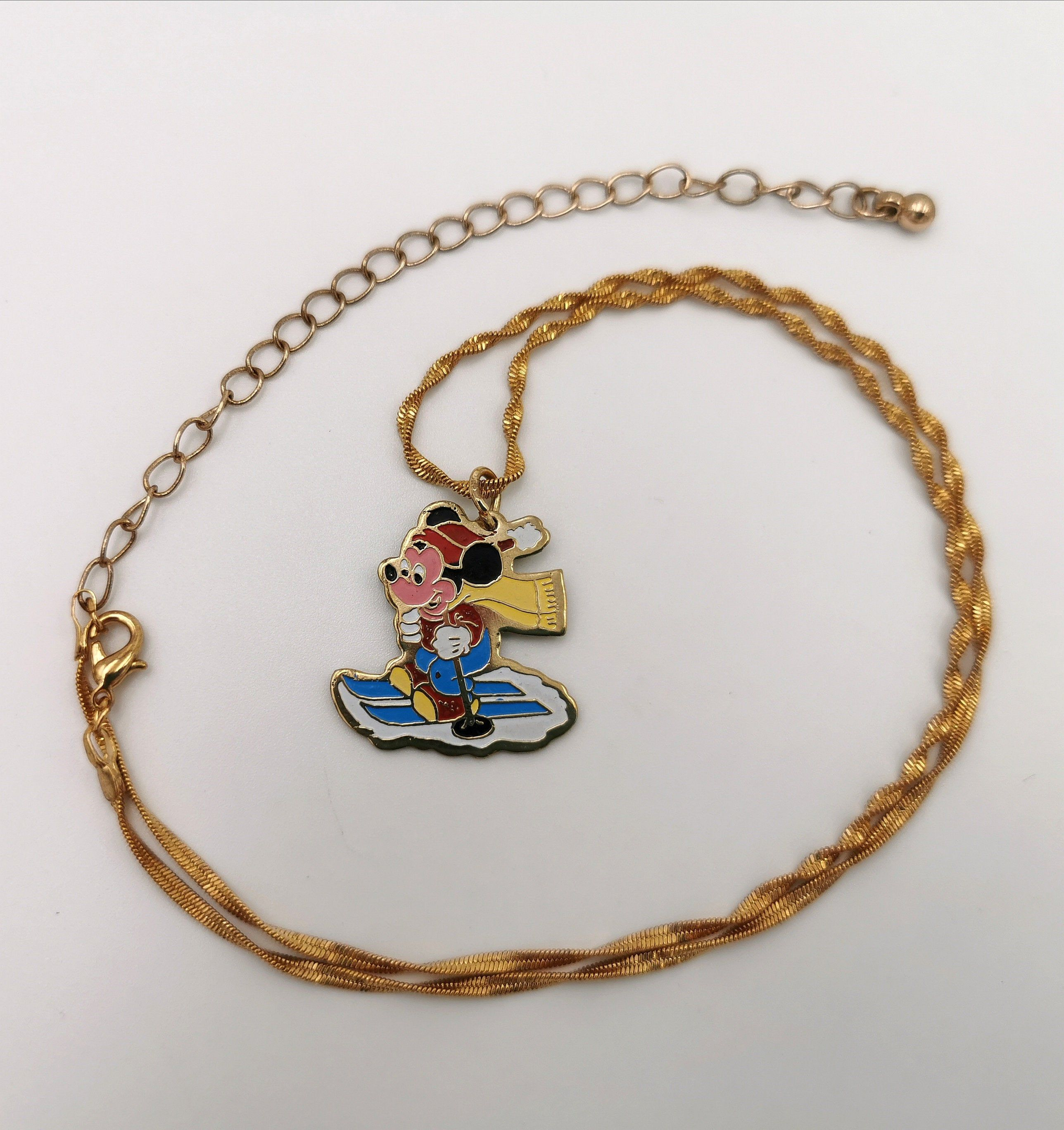 Parachutist Charm With Lobster Claw Clasp Charms for Bracelets and Necklaces